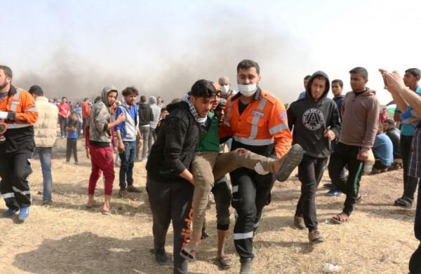 """""""الصحة"""" بغزة تصدر بياناً حول """"إصابات الجمعة"""" وتوضح حقيقة وجود شهداء"""