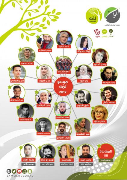 منصة لمَّه 2019 في العاصمة الأردنية عمّان