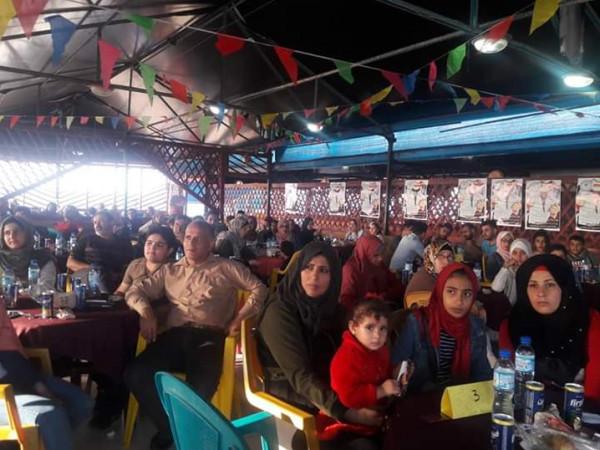 أمسية ثقافية بمناسبة مرور 102عام على إعلان بلفور المشؤوم