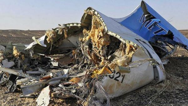 شاهد: الكشف عن ملامح وجنسية المتورط بتفجير الطائرة الروسية فوق سيناء بـ2015
