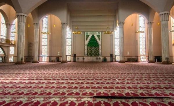 مجهولون يسرقون مسجدا في السعودية