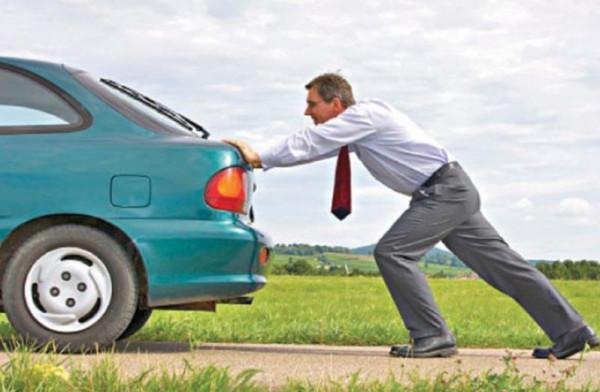 تعرف علي طرق تشغيل السيارة في حالة نفاذ البطارية