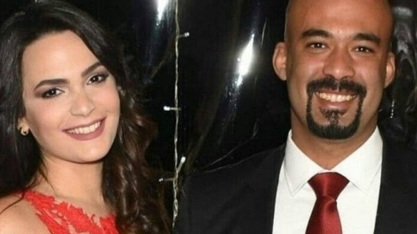 خطيبة هيثم أحمد زكي تكشف تفاصيل مكالمتها الوداعية الأخيرة معه