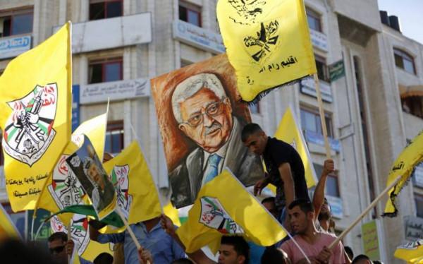 إجماع فتحاوي على ترشيح الرئيس عباس للانتخابات الرئاسية المقبلة
