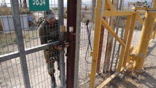 شاهد: إغلاق بوابة الباقورة والغمر بوجه المستوطنين الإسرائيليين