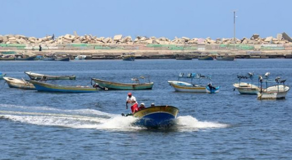 وفاة صياد بصعقة كهربائية في بحر غزة