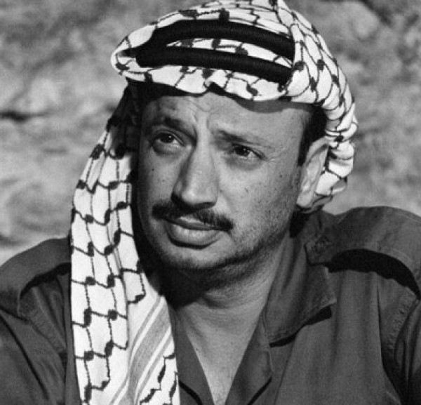 Image result for ياسر عرفات