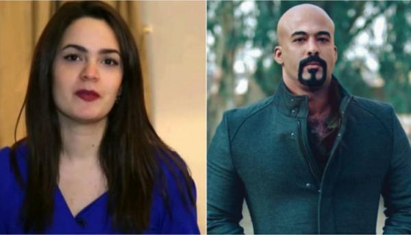 هيثم أحمد زكي وإنجي سلامة.. سبب غير متوقع وراء عدم إتمام زواجهما