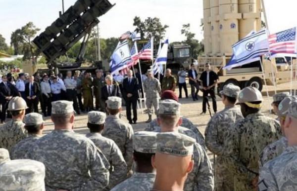 مناورة إلكترونية مشتركة بين أمريكا وإسرائيل