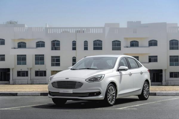 """""""فورد"""" الأمريكية تكشف عن سيارتها """"إسكورت"""" الجديدة كلياً"""