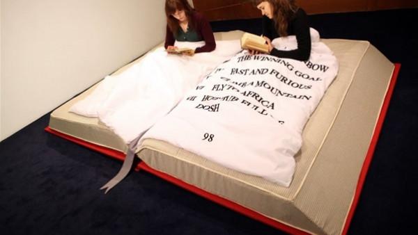 لهواة الخروج عن المألوف.. أغرب تصميمات لغرف النوم