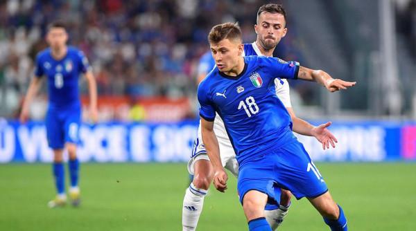 انسحاب ثلاثة لاعبين من تشكيلة المنتخب الإيطالي
