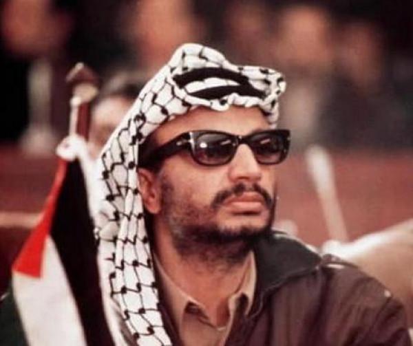 حركة فتح في مصر تحيي الذكرى الـ 15 لاستشهاد الزعيم ياسر عرفات