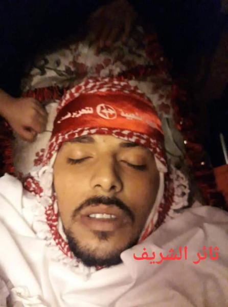 """""""الشعبية"""" تنعي البدوي وتؤكد أن دماءه الطاهرة لن تذهب هدراً"""