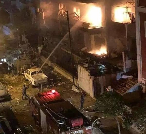 استشهاد نجل قيادي بالجهاد الإسلامي بقصف إسرائيلي على سوريا