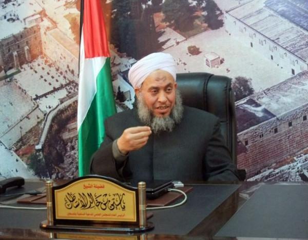 الأسطل يدعو لتحقيق وصية أبو عمار بالوحدة الوطنية وفاءً له