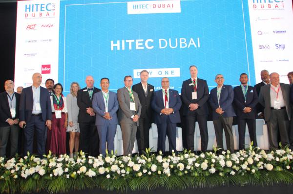 هايتك دبي 2019 يفتتح مع تركيز على المستقبل