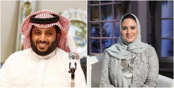 تركي آل الشيخ يوجّه تحذيراً للإعلاميّة منى أبو سليمان بسبب تغريدتها الأخيرة