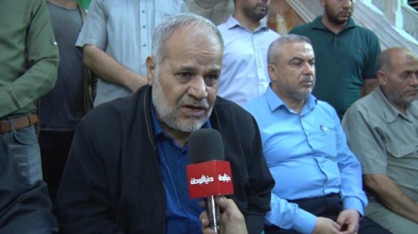 حبيب: نُحمّل نتنياهو المسؤولية عن استشهاد أبو العطا ولا نتحدث عن وساطة
