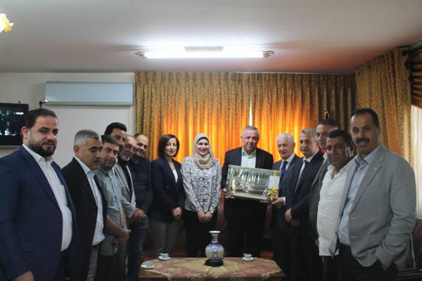 زكي: حركة فتح مستمرة في نضالها نحو انجاز المشروع الوطني
