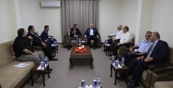 حماس: لا مانع بأن تتدخل أي جهة للجم العدوان الإسرائيلي عن غزة