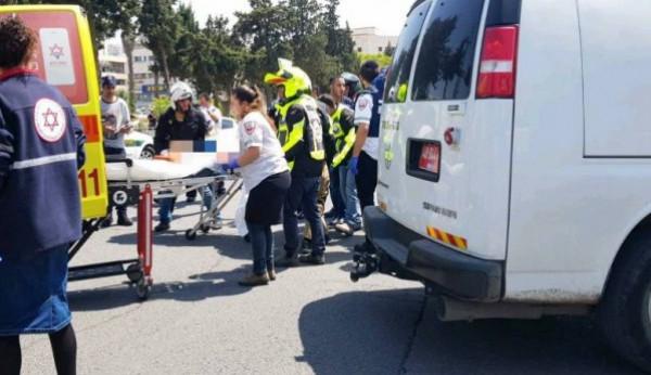 الكشف عن حصيلة إصابات المستوطنين جراء إطلاق الصواريخ من قطاع غزة