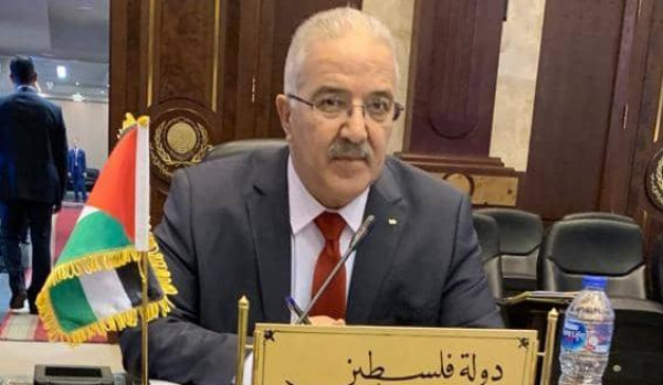 سالم: إمتدادنا وعمقنا العربي هو الضمانة الحقيقية والداعم الأساسي لخطوات الحكومة الفلسطينية
