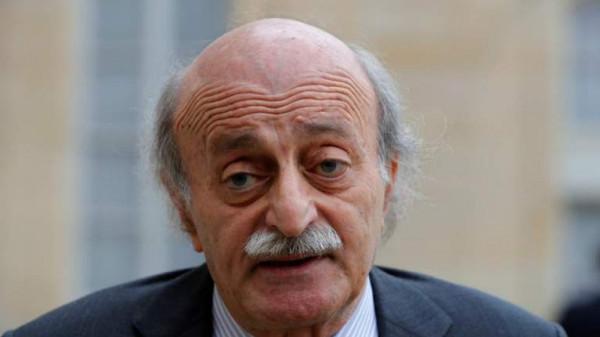 جنبلاط: اتخذت القرار بالانضمام رسميًا إلى الحراك الشعبي اللبناني