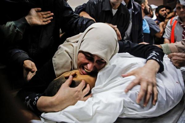 وزيرة الصحة تدعو العالم للتدخل ووقف العدوان الإسرائيلي على قطاع غزة