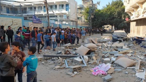 """ملادينوف: التصعيد في غزة """"خطير جداً"""""""