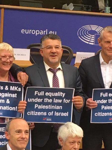 النائب جبارين يطالب الحكومة الاسرائيلية بتنفيذ قرار المحكمة الأوروبية ضد المستوطنات