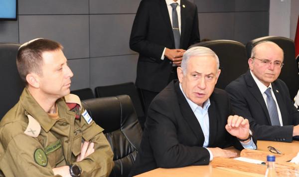 نتنياهو: نحن في أوج المعركة واتفقنا على الخطوات المقبلة