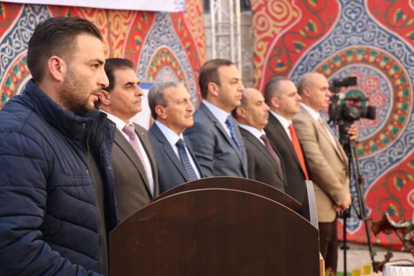 الخليل تفتتح المهرجان الوطني الأول للزيتون الفلسطيني في البلدة القديمة