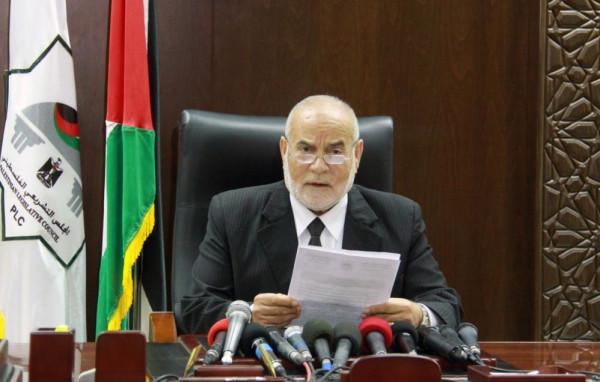 بحر يدعو المجتمع الدولي إلى توفير الحماية العاجلة لقطاع غزة