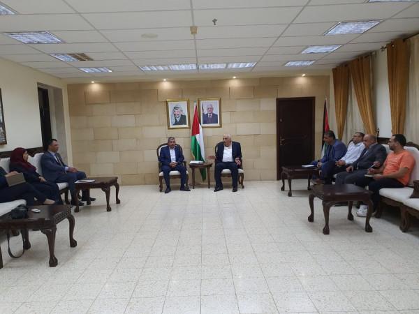 ابو العسل: سلامة روح المواطن الفلسطيني والأمن الغذائية من أولويات الحكومة الفلسطينية