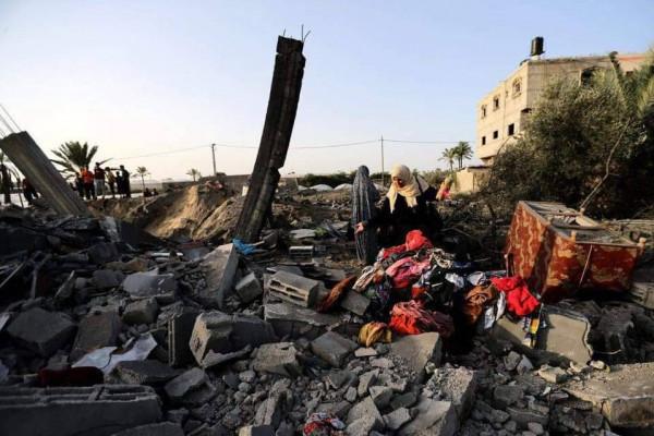 حشد: كفى لاستمرار جرائم التصعيد الإسرائيلي وقتل المدنيين الفلسطينيين بقطاع غزة