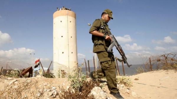 الداخلية بغزة تكشف تفاصيل حدث أمني على الحدود مع مصر