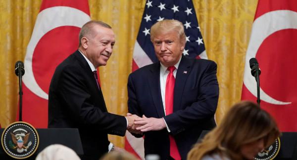 """أردوغان يعيد لترامب رسالته ويحذره ألا يتصرف """"كالأحمق"""""""