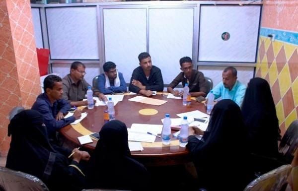 مجلس أمناء مؤسسة الأمل للتنمية يعقد اجتماعه لشهر نوفمبر