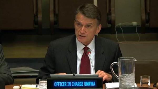 (أونروا) تُناشد للحصول على دعم مالي وسياسي أمام اللجنة الرابعة للجمعية العامة