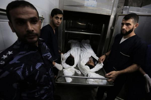 التعليم بغزة: استشهاد ستة طلاب وتضرر 15 مدرسة نتيجة العدوان