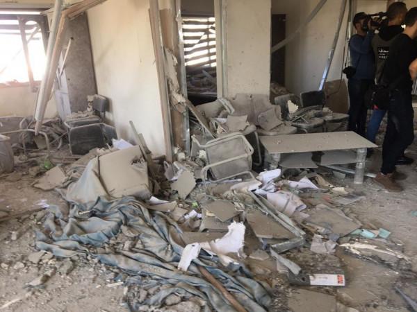 مجلس المنظمات: ننظر بخطورة بالغة لاستمرار العدوان على غزة