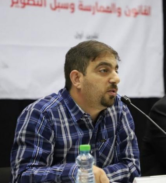 مركز بيسان للبحوث والإنماء يستنكر اعتقال مديره أُبيّ العابودي