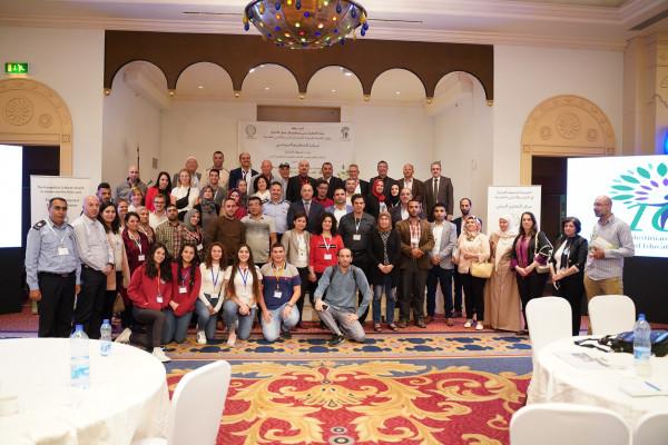 اختتام المؤتمر العاشر للتوعية والتعليم البيئي بخطة لعام 2020