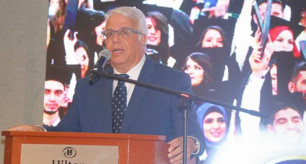 الجامعة العربية تشارك بالإحتفالية الحادية والخمسون لتأسيس الجمعية المتحدة للأراضي المقدسة