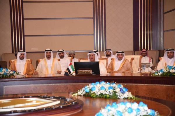 الإمارات تشارك بالاجتماع الوزاري الـ58 للجنة التعاون التجاري الخليجي بمسقط