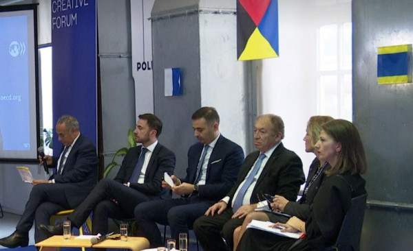 وزير الاقتصاد الوطني يشارك في منتدى الاتحاد من أجل المتوسط حول الإبداع
