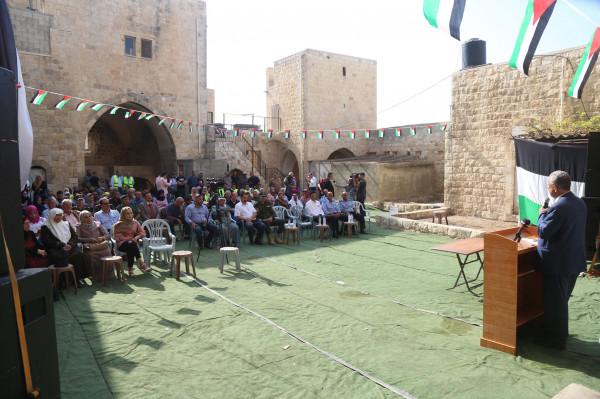 وزارة السياحة والآثار تنظم فعالية تراثية