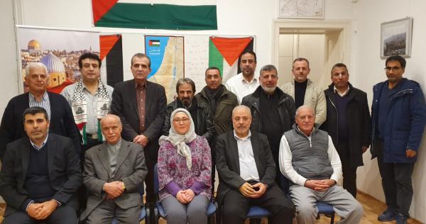 هيئة المؤسسات والجمعيات الفلسطينية والعربية في برلين تُدين العدوان على القطاع