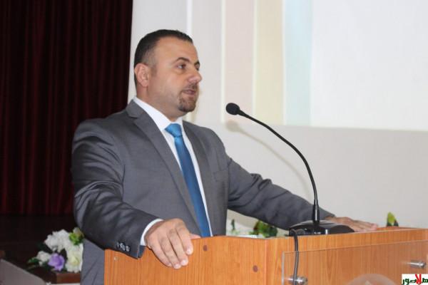 مدير المدرسة الانجيلية اللبنانية بصور فهد ديب يتمنى للبنان كل السلام والازدهار